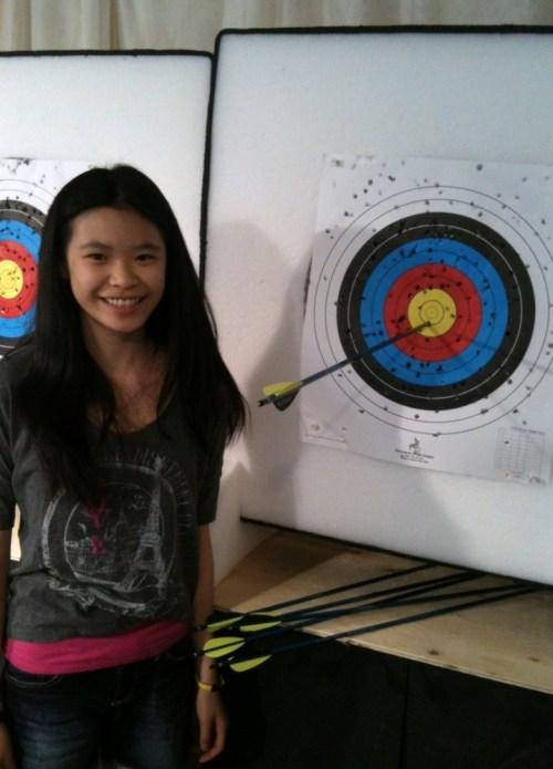 Laurentang-archery