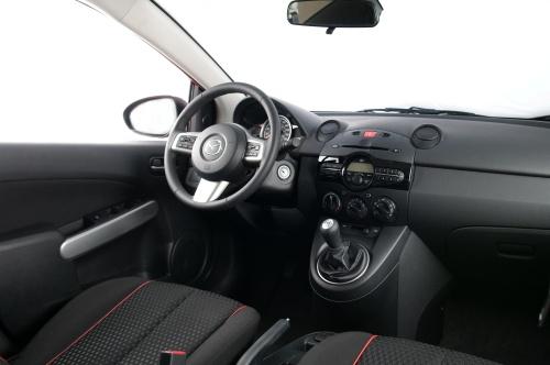 2013 Mazda2 Interior