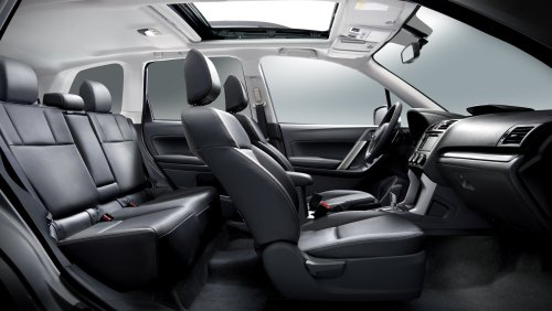 2014 Subaru Forester interior