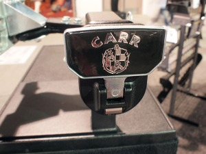 CARR Tow Hook Step