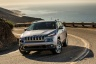 The 2014 Jeep Cherokee, winner of the AJAC Canadian Car of the Year award