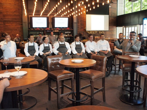 The Chef Collective at Earls Test Kitchen