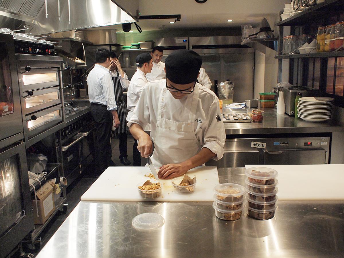 Earls Test Kitchen