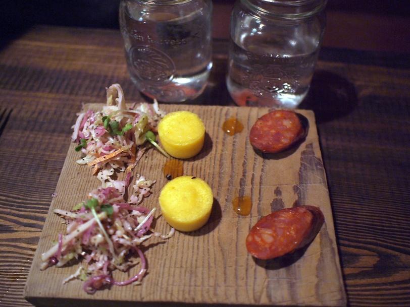 Tasting Plates YVR: Buckstop