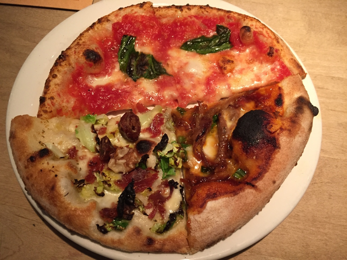 Famoso Neapolitan Pizzeria Brunch Crawl