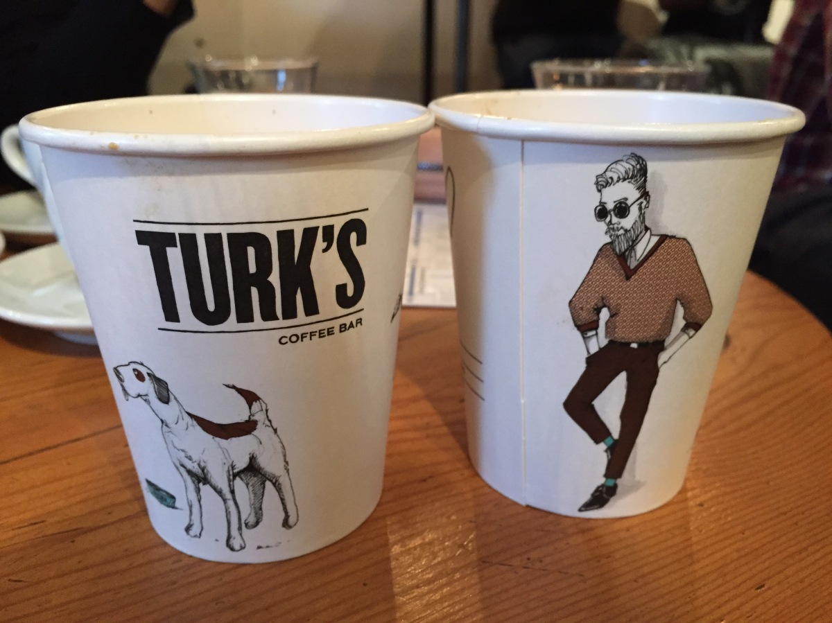 Turks Coffee Lounge Brunch Crawl