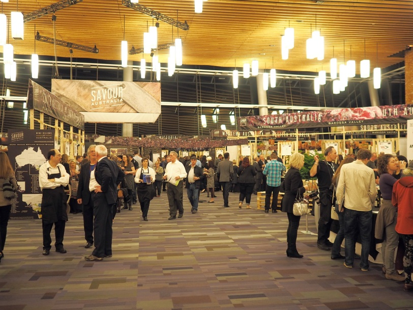 Vancouver International Wine Festival 2015 tasting