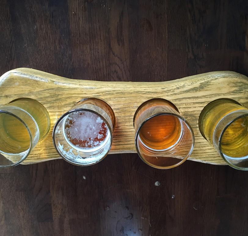 Brews Brothers beer paddle