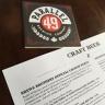 Parallel 49 Brewing Company Brews Brothers menu