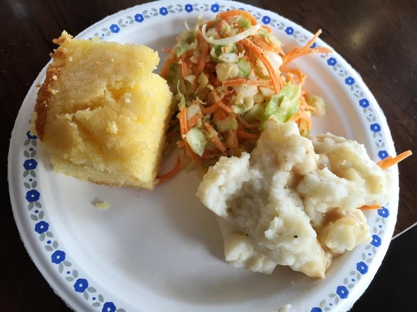 St. Augustine's Craft Brew House & Kitchen food