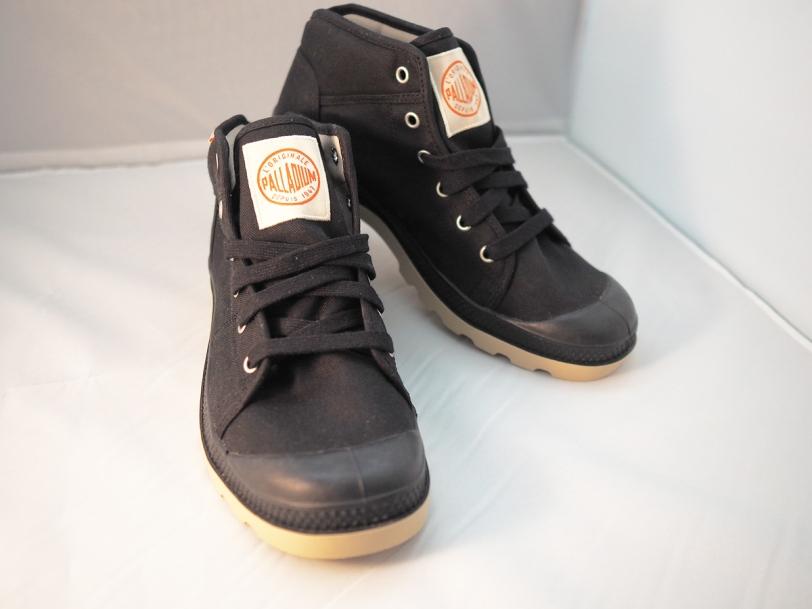 Palladium Sport Twill men's boots