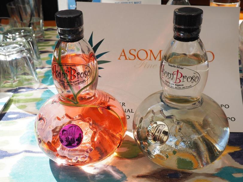 Asombroso tequila