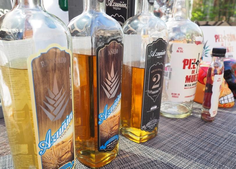 Aznunia tequila