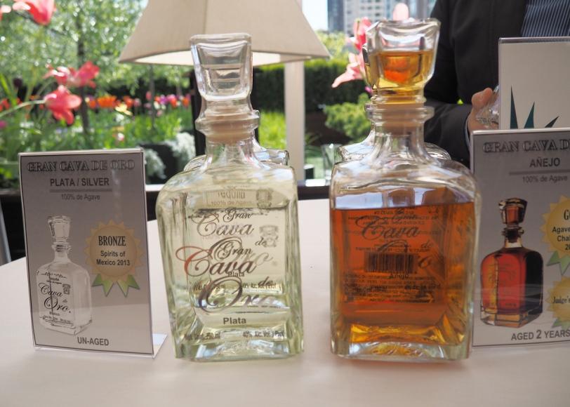 Gran Cava de Oro tequila