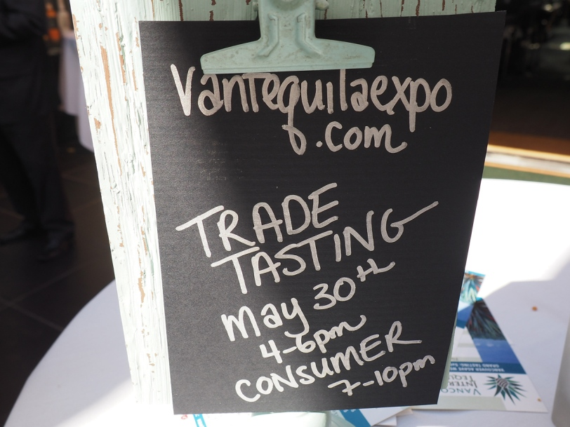 Vancouver International Tequila Expo 2015