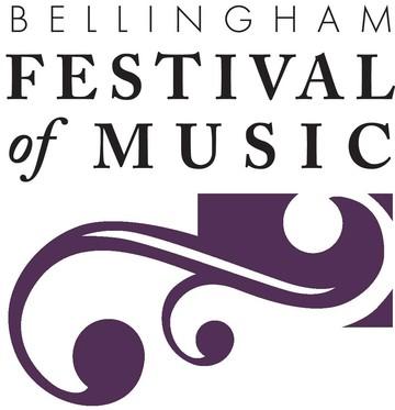Bellingham Festival of Music logo