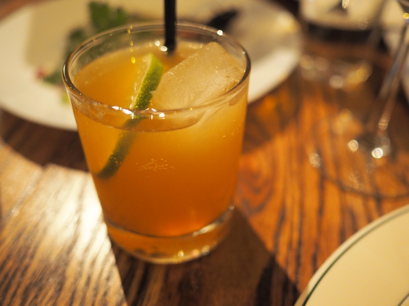 Thai Confusion Bourbon of Bangkok