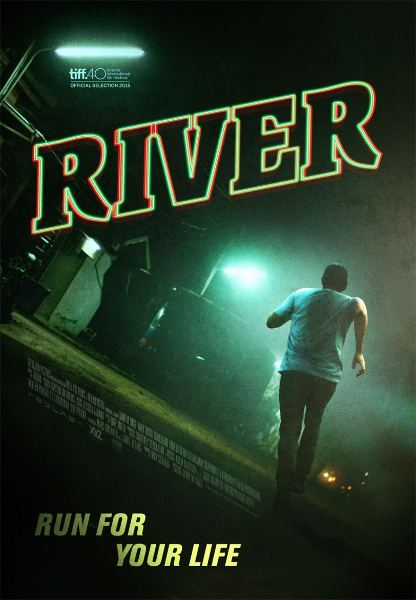 River movie 2015 poster
