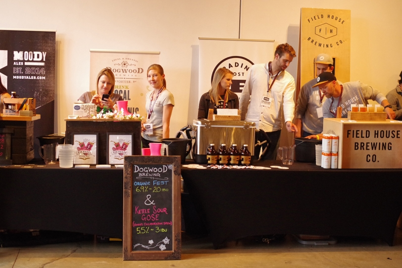 Vancouver Craft Beer Week 2016 breweries