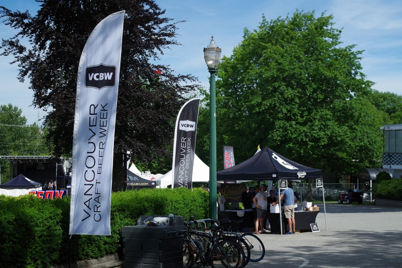 VCBW Growler tent