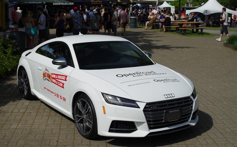 VCBW 2016 OpenRoad Audi