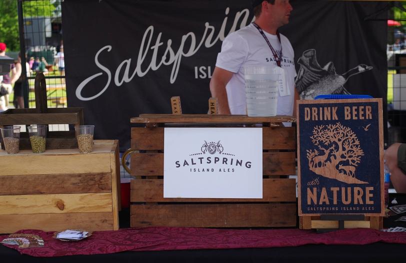 VCBW 2016 Saltspring Island Ales