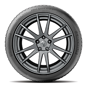 Michelin Pilot Sport A/S 3+ side view