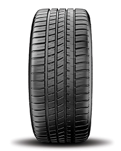 Michelin Pilot Sport A/S 3+ tread