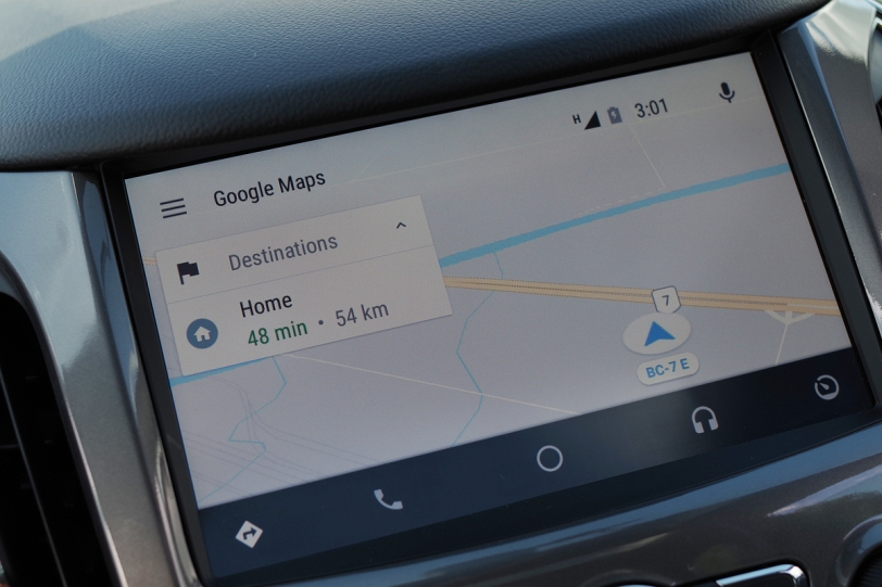 2016 Chevrolet Cruze Android Auto Google Maps