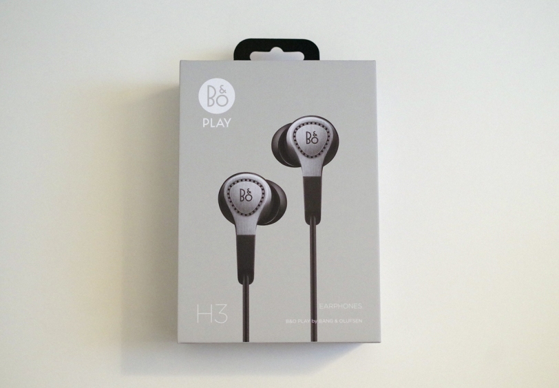 BeoPlay H3 box