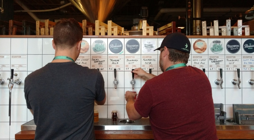The Parkside Brewery Taps
