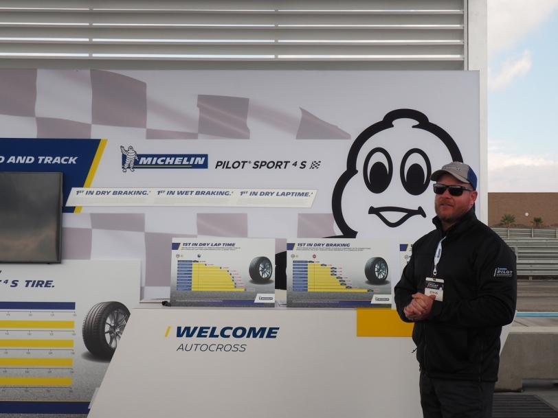 Michelin Pilot Sport 4 S autocross