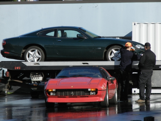 luxury car shipping