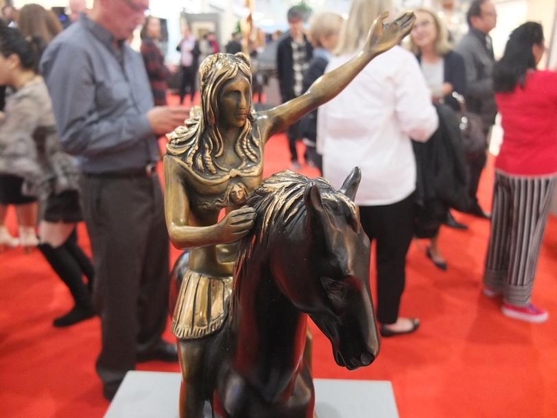 oakridge centre meet the masters horse