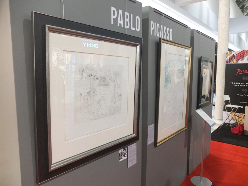 oakridge centre meet the masters picasso