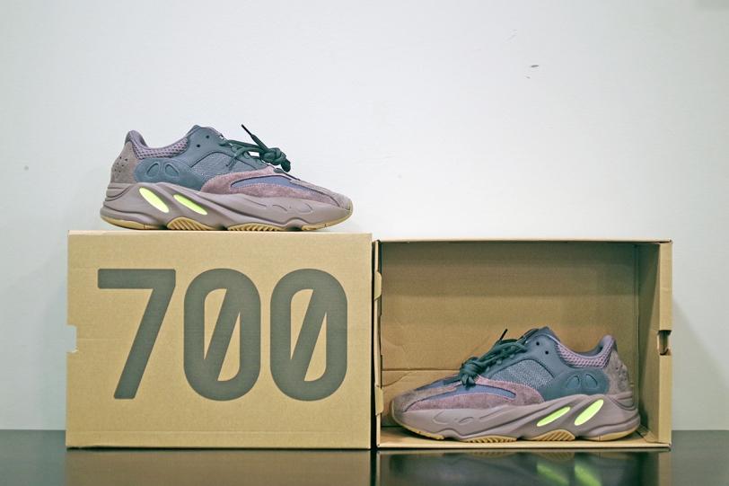 adidas yeezy boost 700 mauve box