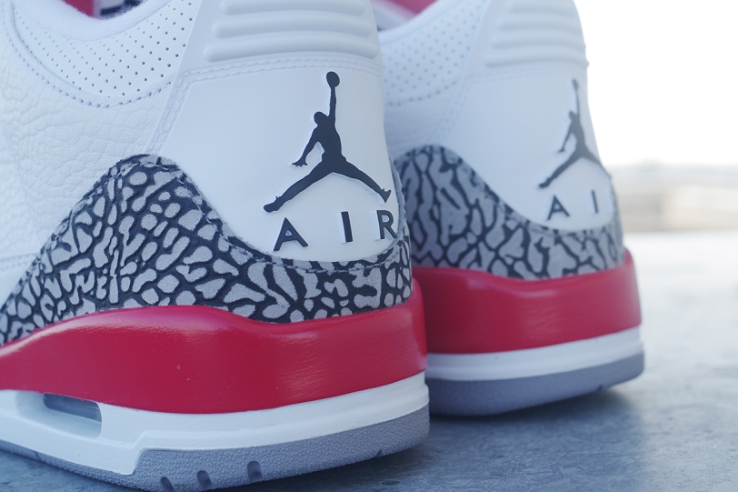 2db8f1af135 Latest pickup review  Air Jordan Retro 3  Hall of Fame