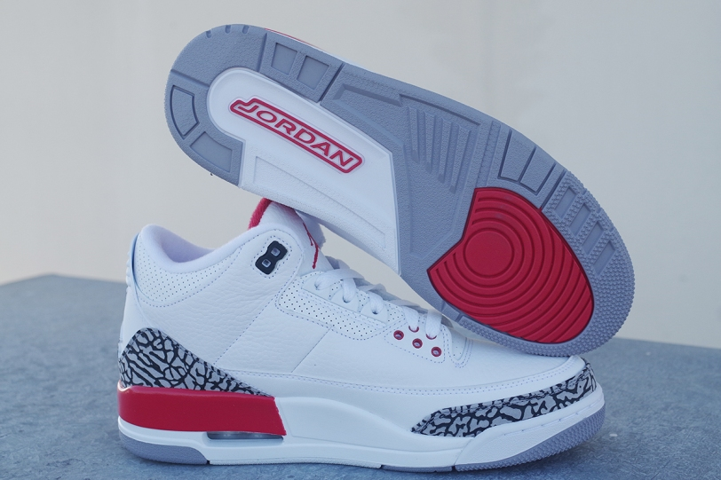 air jordan 3 retro hall of fame stacked