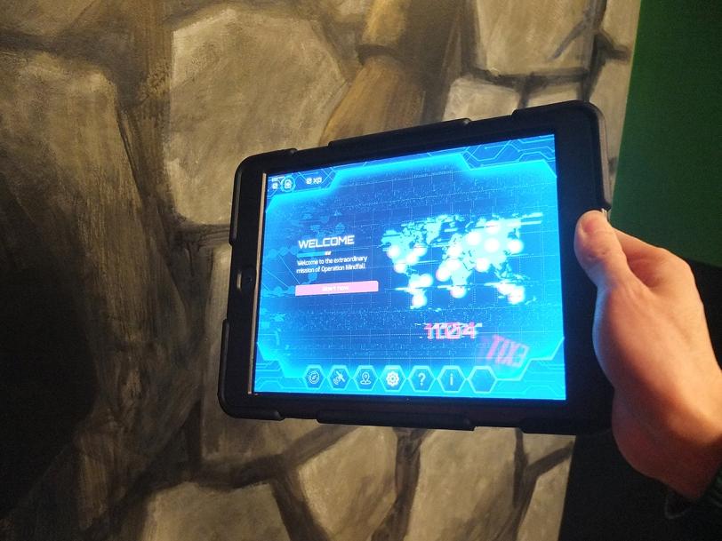 i-exit cluecity operation mindfall tablet
