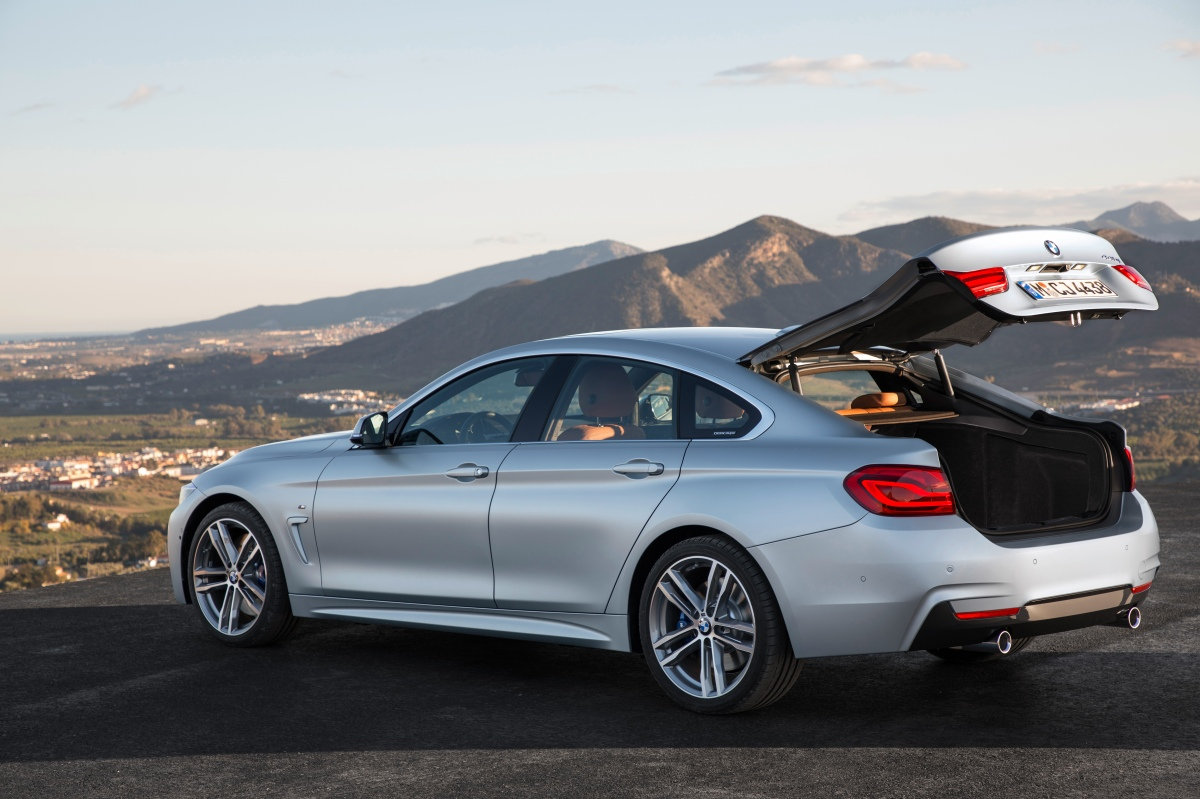 2019 bmw 4 series m sport hatch