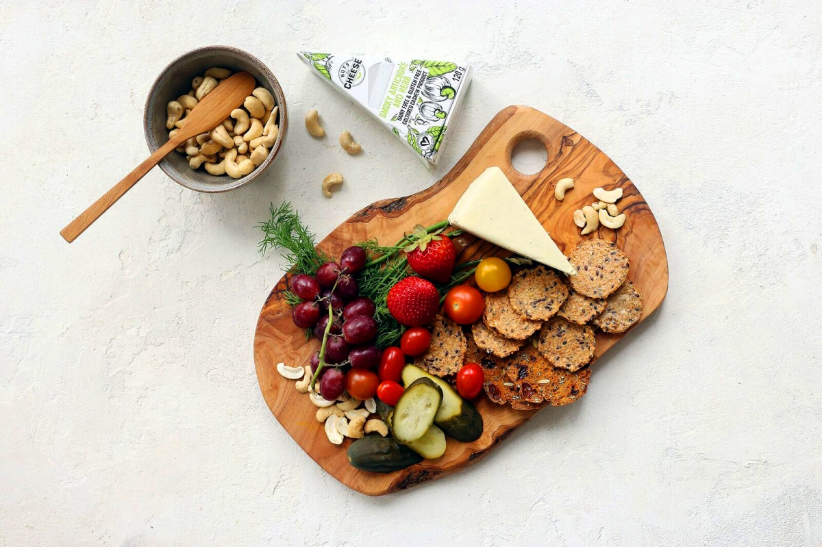 nuts for cheese platter