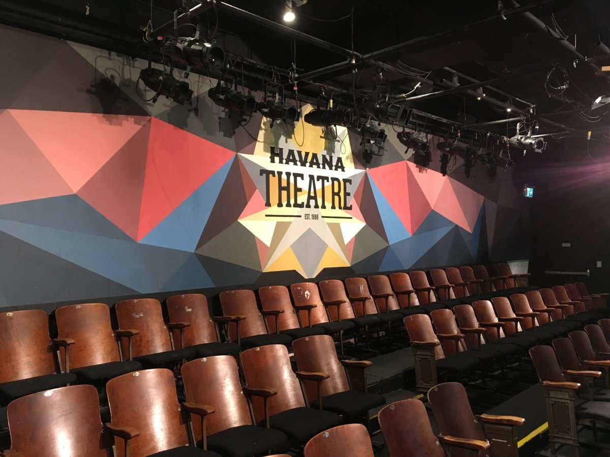 havana vancouver theatre