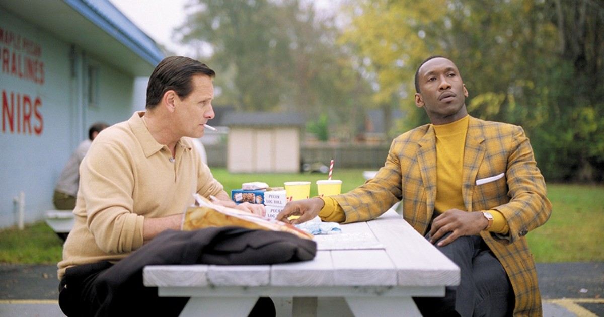 tony lip and mahershala ali