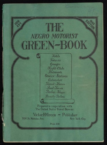the negro motorist green book 1940