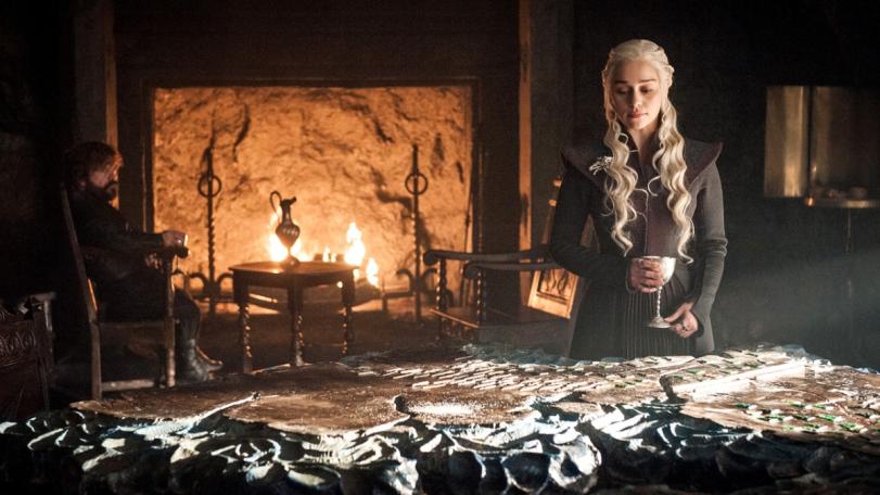 daenerys targaryen and tyrion lannister season eight got