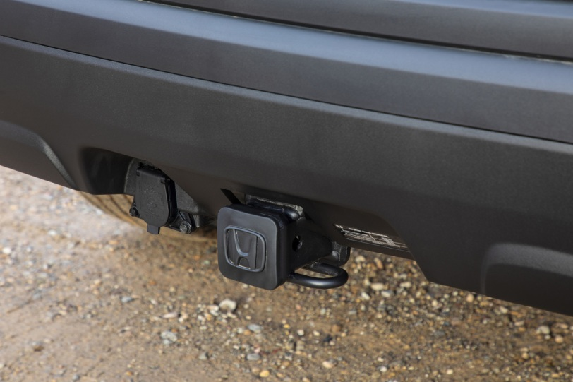 2020 honda passport tow hitch