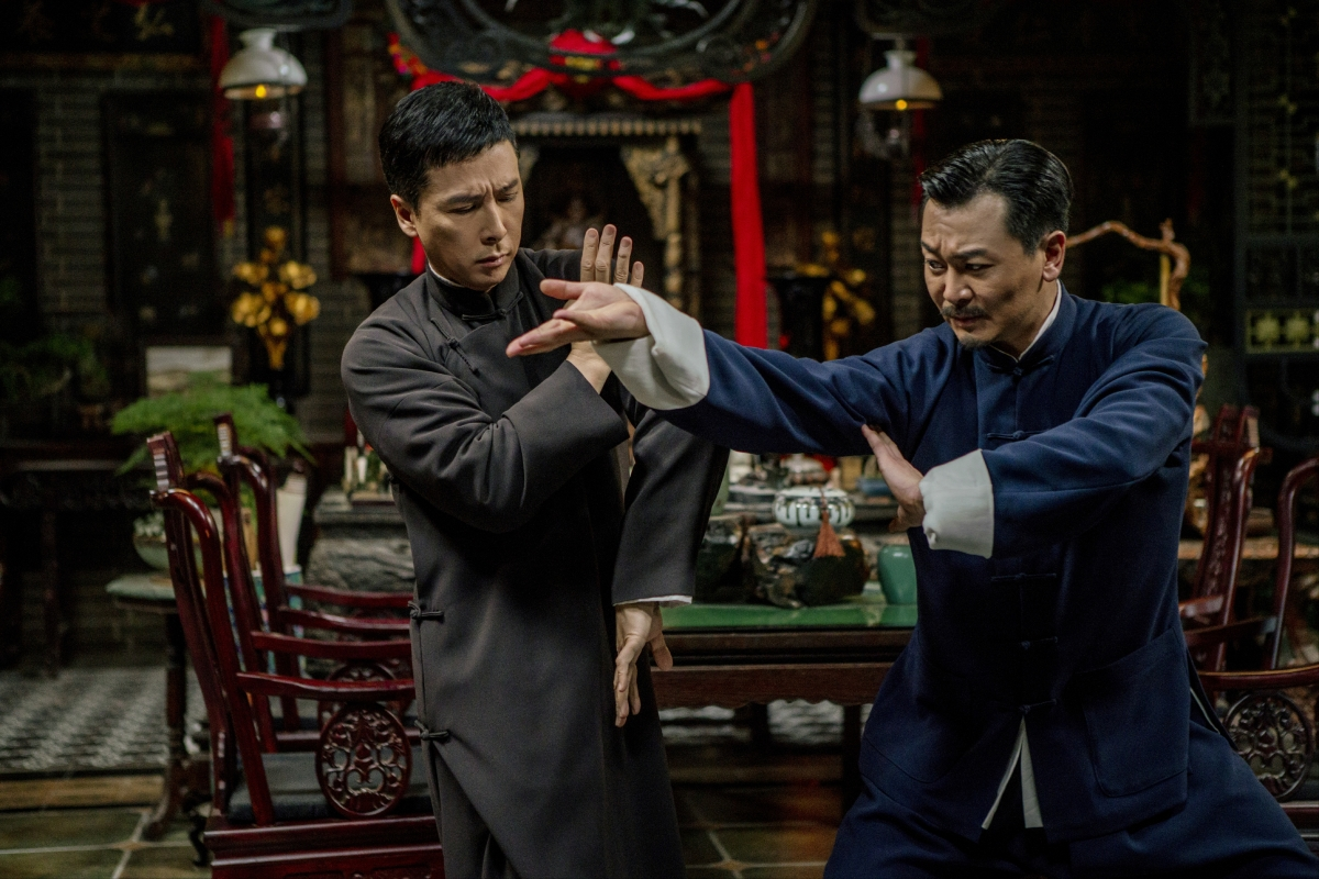 ip man 4 fight donnie yen wan zong hua