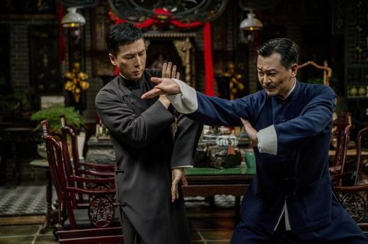 ip man 4 fight donnie yen wan zong hua