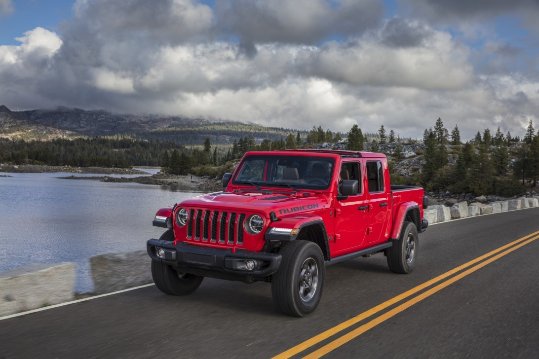 fca 2020 jeep gladiator