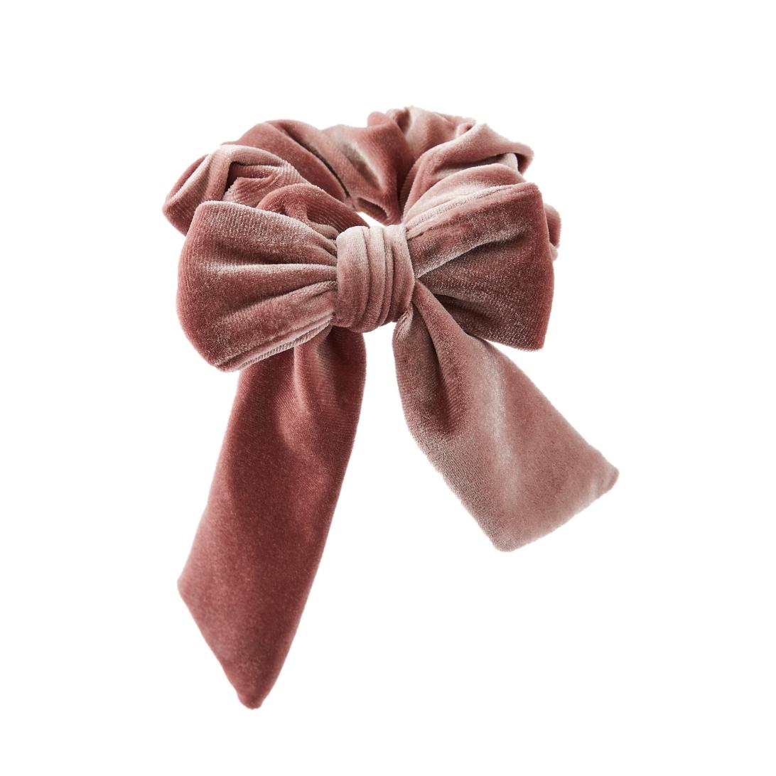 vb scrunchie dusty rose ai toronto seoul